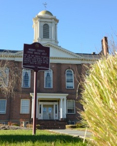 Morris County Courhouse